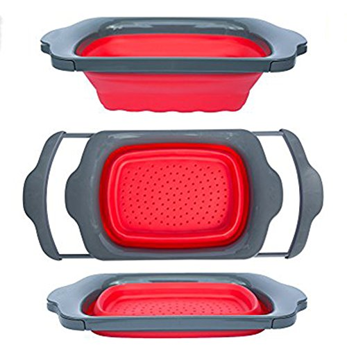 maphissus-collapsible-colander-food-grade-silicone-kitchen-strainer-with-extendable-handles-space-sa