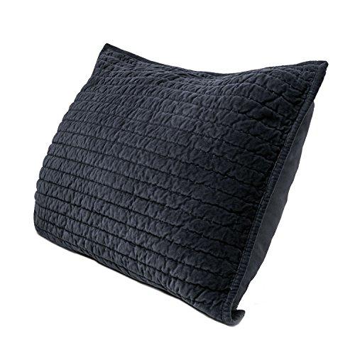 Baumwolle, Bett- und Kissenbezug, die Quilts, Twin/Queen Size/King Quilts, Standard-King Kissenbezüge, baumwolle, dusty blue, Standard Sham ()