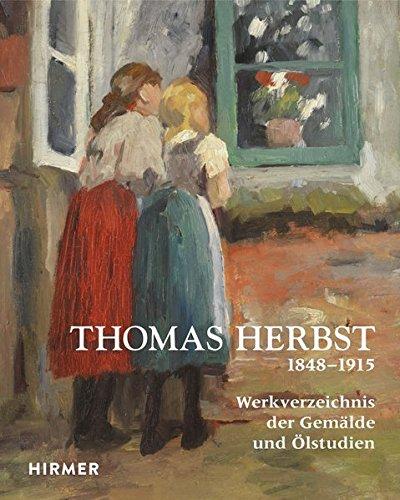 Thomas Herbst: Werkverzeichnis der Gemälde, Ölstudien und Aquarelle (1848-1915) - Thomas Aquarell