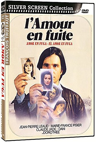 Love on the Run, L'amour En Fuite, El Amor En Fuga, L'amore Fugge / Region Free / Worldide Special Edition