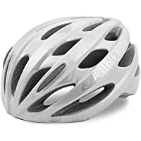 Giro Trinity Fahrradhelm - white silver flowers