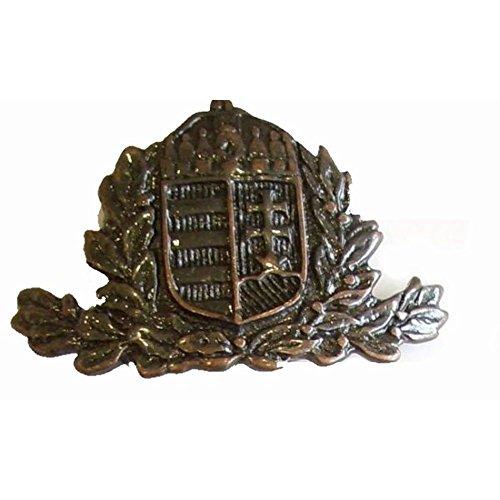 Uniform Ungarische Armee General Generalsmützen Abzeichen bronze sehr selten!