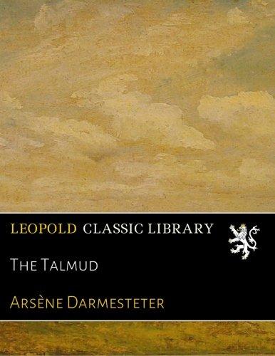 The Talmud por Arsène Darmesteter
