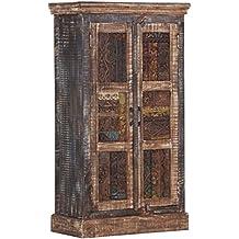 suchergebnis auf f r schrank mangoholz. Black Bedroom Furniture Sets. Home Design Ideas