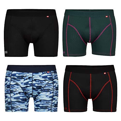 Men's Clothing Underwear Good Lonsdale Canottiera Uomo Nero Bianco S M L Xl Xxl Biancheria Intima Nuovo High Standard In Quality And Hygiene