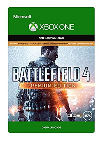 Battlefield 4: Premium Edition [Xbox One - Download Code]