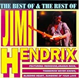 The Best of & the Rest of by Jimi Hendrix (1968-10-20)