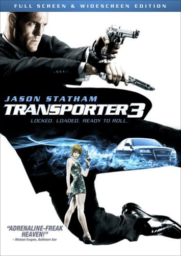 Transporter 3 (Single-Disc Edition) by Jason Statham