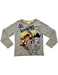 Disney Jake Neverland Pirates Boys Long Sleeve Top