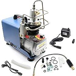 220V 30MPA 4500PSI Compresseur Pompe à Air Électrique Haute Pression Electric PCP Pompe à Air Refroidi 2800rpm