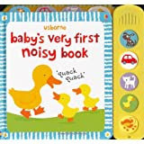 Baby's Very First Noisy Book (Babys Very First Books) (Baby's Very First Sound Books)