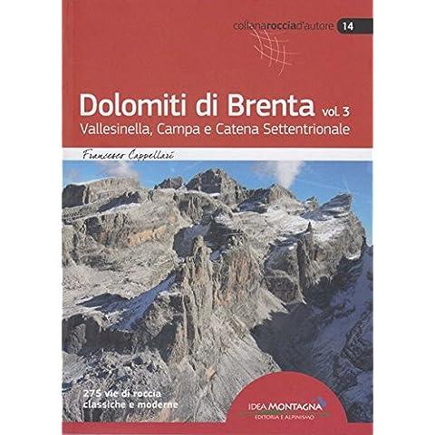 Dolomiti di Brenta: 3 - Autori Roccia