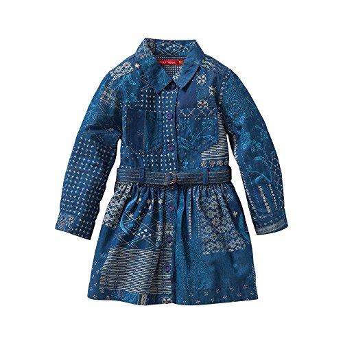 oilily-detje-dress-vestito-per-bambine-e-ragazze-blu-blue-57-12-mesi-80