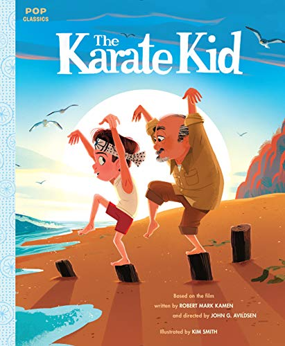 The Karate Kid: The Classic Illustrated Storybook (Pop Classics 6) (English Edition)