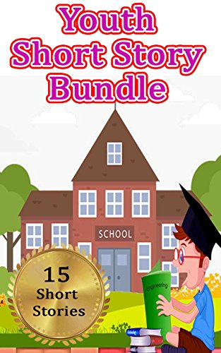 Youth Short Story Bundle: 16 Stories with Lessons For Growing Kids (Childrens Books, Collection, Series, Fairy Tales, Lovable Animal Characters) (English Edition) por Betty J. Byers