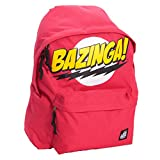 Big Bang Theory Bazinga Logo Rucksack