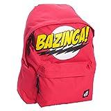 Big Bang Theory Bazinga Logo Rucksack