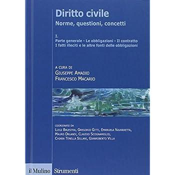 Diritto Civile. Norme, Questioni, Concetti: 1