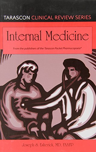 Tarascon Clinical Review Series: Internal Medicine