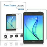 amFilm Galaxy Tab A 9.7 Tempered Glass Screen Protector 0.33mm 2.5D for Samsung Galaxy Tab A 9.7 inch 2015 (1-Pack)