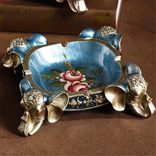 european-style-retro-ashtray-hand-painted-large-creative-living-room-coffee-table-office-personality