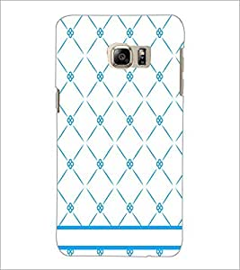 PrintDhaba Pattern D-1152 Back Case Cover for SAMSUNG GALAXY NOTE 5 (Multi-Coloured)