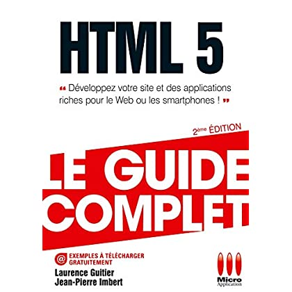 HTML5 : Le guide complet