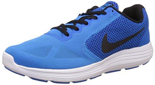 Nike Herren Revolution 3 Trainingsschuhe, Azul (Photo Blue / Black-Cncrd-Pht Bl), 47 EU / 11.5 UK