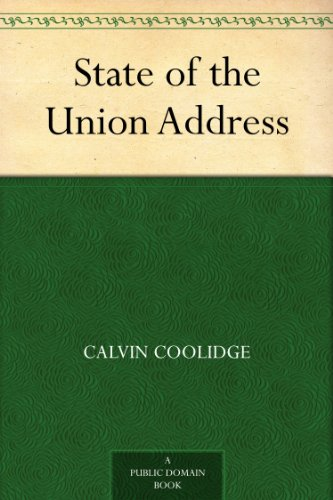 State of the Union Address (English Edition)