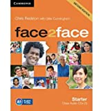 [(Face2face Starter Class Audio CDs (3))] [Author: Chris Redston] published on (August, 2014)