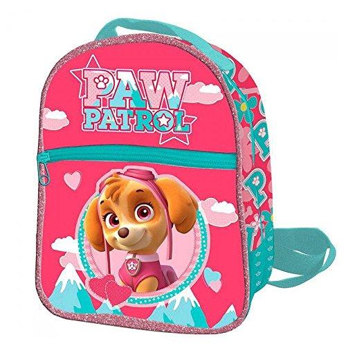 patrulla-canina-paw-patrol-mochila-rosa-skye-24-cm