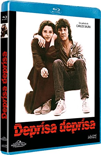 Deprisa, Deprisa [Blu-ray] 51uwHjOnc8L
