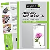 dipos I 2X Schutzfolie matt passend für Xiaomi Mi Max Folie Bildschirmschutzfolie