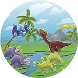 Tortenaufleger Dinosaurier 04
