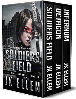 The Octagon Box Set: Soldiers Field, Octagon, Infernum (The Octagon Trilogy) PDF ePub por JK Ellem