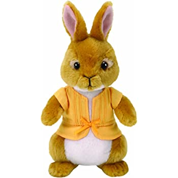 26b96f96295 Ty PETER RABBIT 20CM  Ty Beanie Babies  Amazon.co.uk  Toys   Games