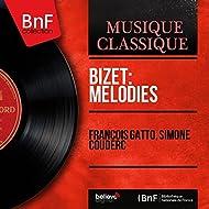 Bizet: Mélodies (Mono Version)