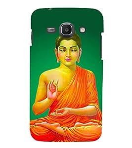 Fabcase gouthama buddha buddism lord peace meditation Designer Back Case Cover for Samsung Galaxy Ace 3 :: Samsung Galaxy Ace 3 S7272 Duos :: Samsung Galaxy Ace 3 3G S7270 :: Samsung Galaxy Ace 3 Lte S7275
