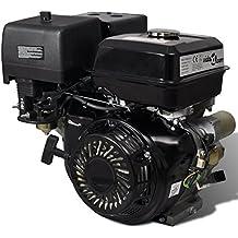 15 HP 9,6 kW Motor de gasolina con arranque eléctrico, ...