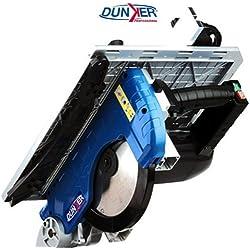 Dunker Banc scie et scie à onglet avec plan supérieur professionnel 1800W multif.