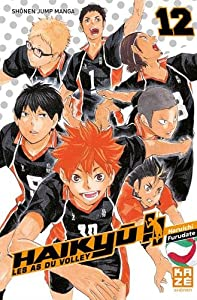 Haikyu!! Les AS du Volley Edition simple Tome 12