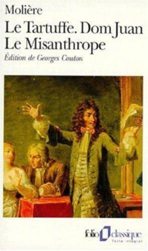 Le Tartuffe Dom Juan Le Misanthrope [Pdf/ePub] eBook