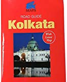 Road Guidebook to Calcutta, Including Salt Lake City, with Bus Routes: 1: 25, 000