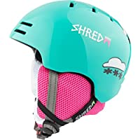Shred niña Slam de Cap Mini Helmet, invierno, niña, color Air Mint, tamaño medium