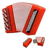 Tomax accordéon accordéon Schifferklavier que USB flashdrive 64Go clé USB flashdrive