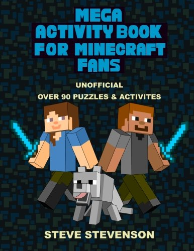 Mega Activity Book for Minecraft Fans por Steve Stevenson