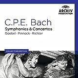 Carl Philipp Emanuel Bach: Sinfonías Y Conciertos