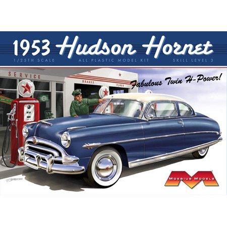 1/25 1953 Hudson Hornet MOE1200 (japan import)