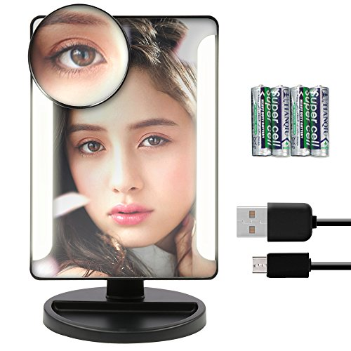 makeup-mirror-touch-screen-38pcs-led-bulb-light-mirror-lighted-vanity-mirrors-with-removable-10x-mag
