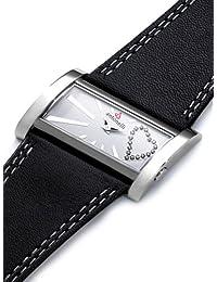 ANTONELLI 960036 - Reloj Unisex movimiento de cuarzo con correa de piel